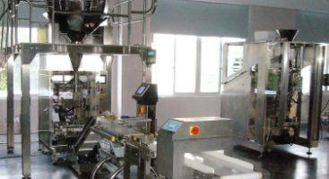 Check weigher and metal dectectors