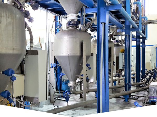 Powder Handling Solution