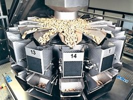 1g multihead weigher