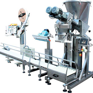 Open Mouth Bag Filling Line