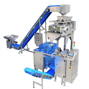 mini doypack preformed bag machine