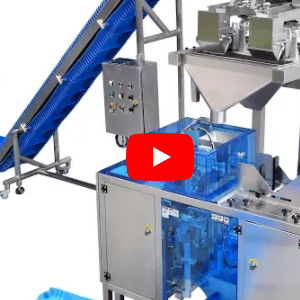 Mini Doypack with linear weigher